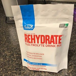 Other - Advocare Rehydrate never open Berry Lemon Ice